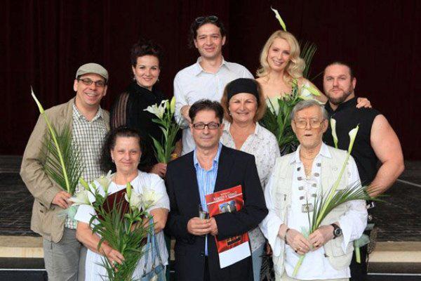 A Miskolci Nemzeti Színház 2011/2012-es évadzárója
