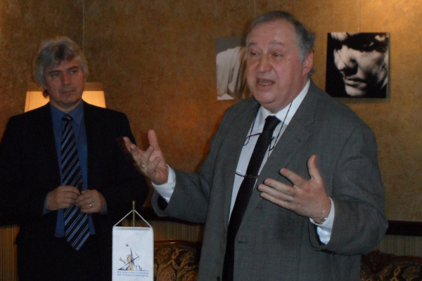 Lendvai György és Csaba Péter