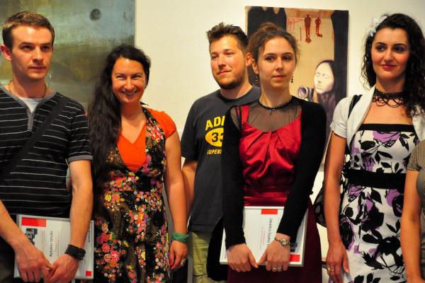 UniCredit Tehetségprogram - győztes pályamunkák kiállítása (Dorottya Galéria, megnyitó)