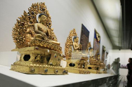 Buddhák