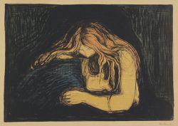 Edward Munch: Vámpír II.