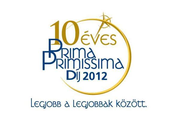 Prima Primissima 2012