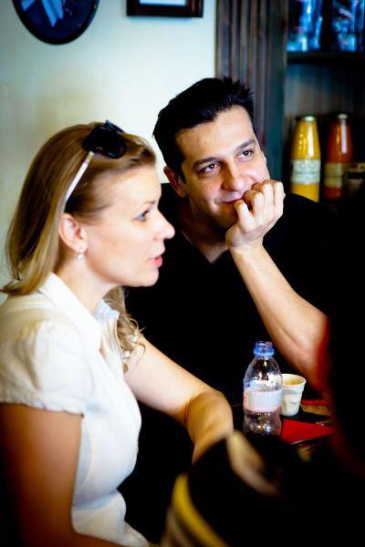 Schell Judit és Csányi Sándor