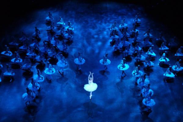 A hattyúk tava - moszkvai Bolsoj Balett
