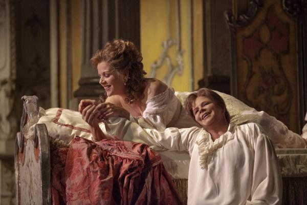 Rózsalovag - Metropolitan Opera