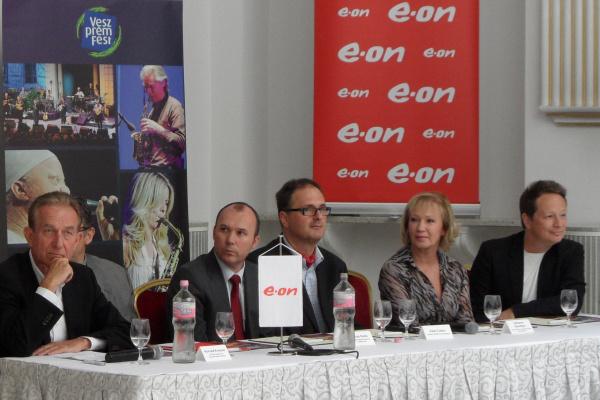 Veszprémfest 2012 sajtótájékoztató