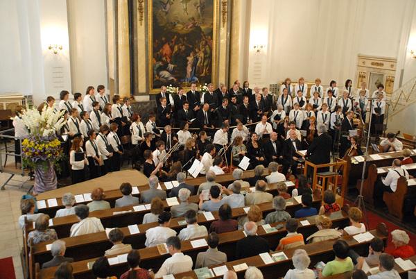 A 2012-es Budapesti Bach-hét zárókoncertje