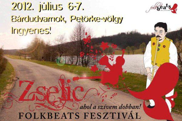 Folkbeats menni Zselic