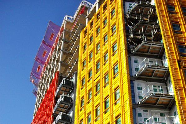 Renzo Piano - Central Saint Giles, London