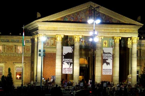 Múzeumok Éjszakája 2012 (Műcsarnok)