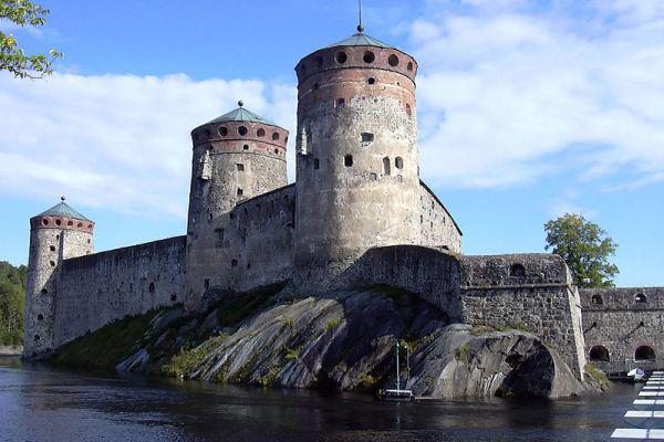 Az Olavinlinna-kastély