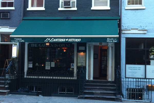 La Lanterna - Jazzklubok New Yorkban