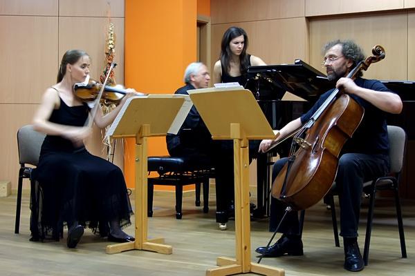 Krulik Eszter, Rohmann Imre, Varga István - 28. Nemzetközi Bartók Fesztivál és Szeminárium