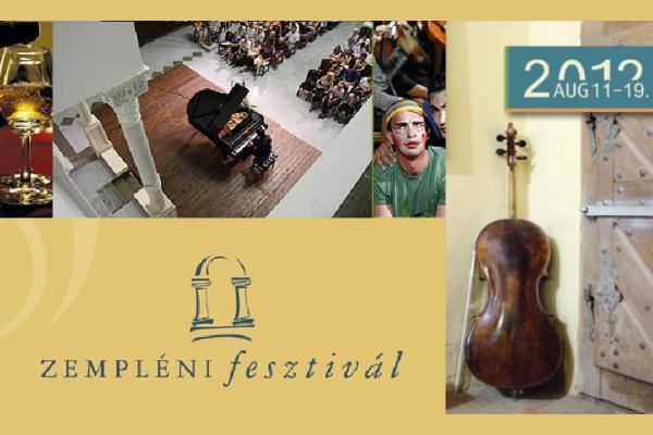 Zempléni Fesztivál 2012