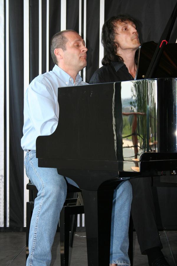 Kupper András és Oravecz György