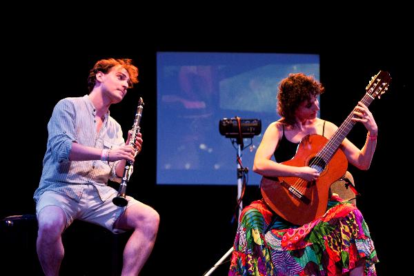 2012 Sziget - 2. nap, Mezítlábas Zenészek