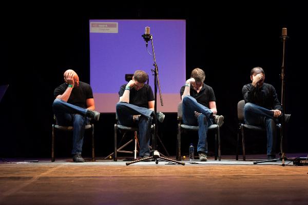 Sziget 2012 - 3. nap (BFZ, Porondszínház)