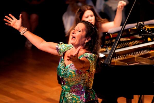 Tokody Ilona és Anna Laakso - Kaposvári Nemzetközi Kamarazenei Fesztivál 2012