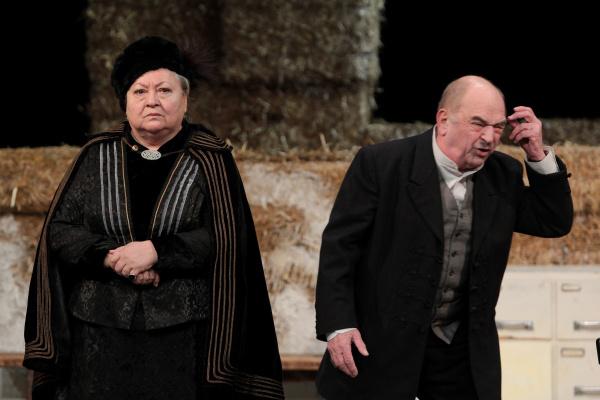 A tanítónő - Nemzeti Színház