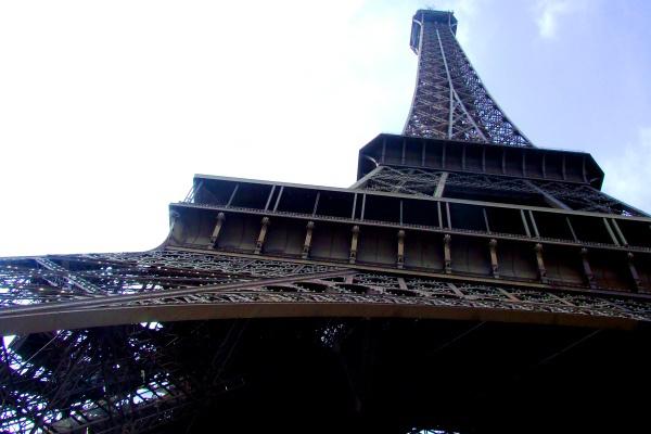 Eiffel-torony - épület