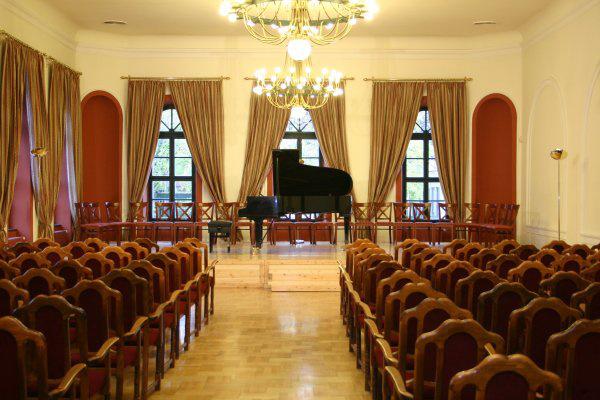 Az Óbudai Társaskör koncertterme