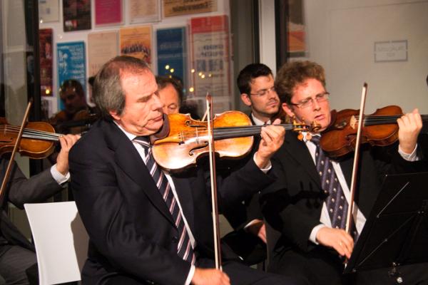 Rolla János és Tfirst Péter - Liszt Ferenc Kamarazenekar