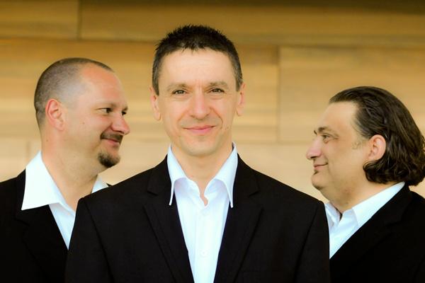 Sárik Péter Trió