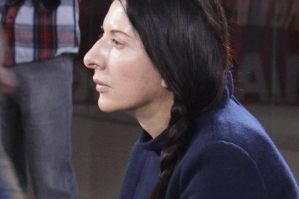 Marina Abramović_Moma_2010