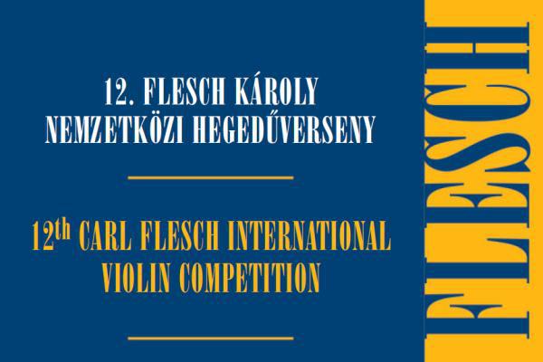 Flesh Károly hegedűverseny