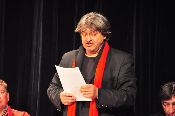 Színházak Éjszakája - Dörner György