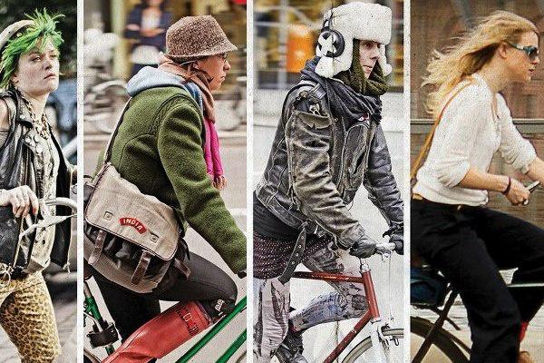 Street Fashion Budapest, Cyclechic.hu - Ride the catwalk!