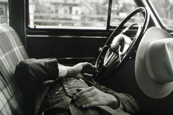 Vivian Maier: Florida, April 7, 1960 - részlet (Mai Manó Ház)