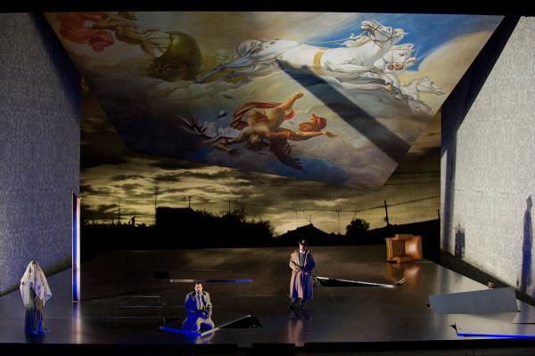 Verdi: Álarcosbál - a Metropolitan Opera produkciója