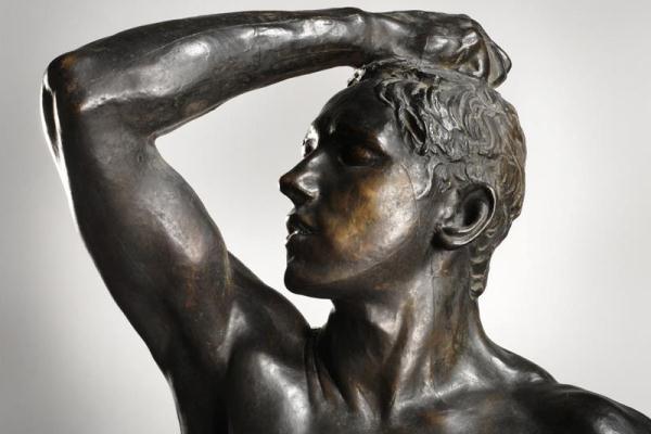 Auguste Rodin (Szépművészeti Múzeum) - forrás: Facebook