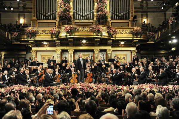 Bécsi újévi koncert 2013