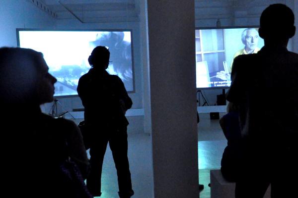 Trafó Galéria: Sajtóház (megnyitó)
