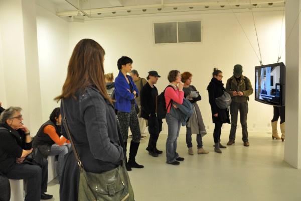 Trafó Galéria: Andreas Fogarasi - Vasarely Go Home (megnyitó)