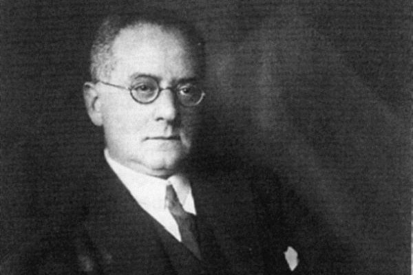 Flesch Károly 1926-ban