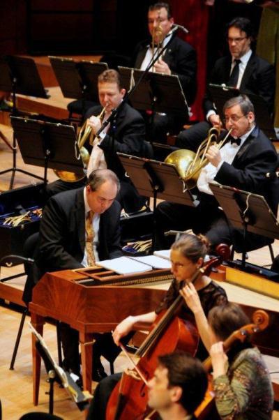 Újévi koncert 2013. január 1-én a Müpában, km. Purcell Kórus, Orfeo Zenekar, vez. Helmuth Rilling
