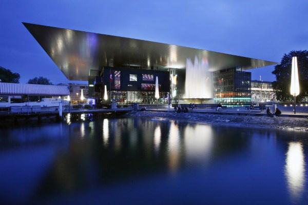 Konzert- und Konferenzzentrum Luzern