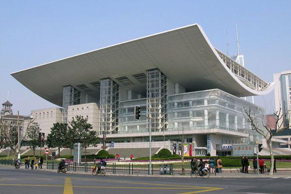 Nagyszínház, Sanghaj