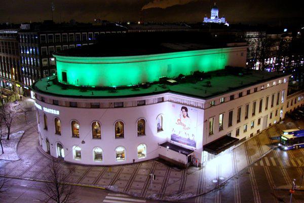 Svenska Teatern - Helsinki