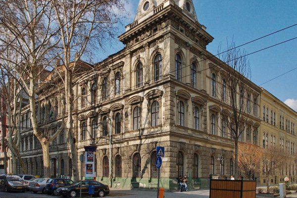 A Bartók Béla Zeneművészeti Szakközépiskola épülete