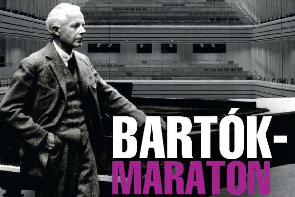 Bartók-maraton plakát