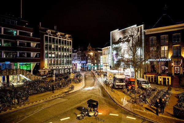 A 2013-as groningeni Eurosonic fesztivál nagyszínpada