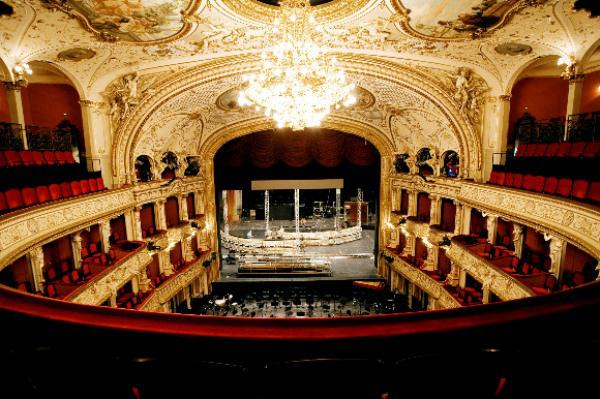 Zürichi Operaház