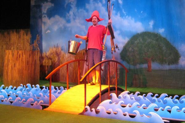 Nagy Ho-ho-ho horgász (Tatabányai Jászai Mari Színház)