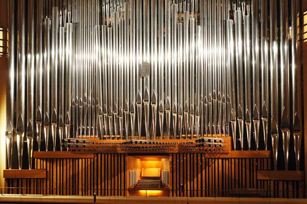 A Művészetek Palotája orgonája