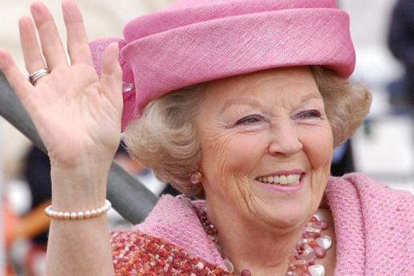 Beatrix holland királynő