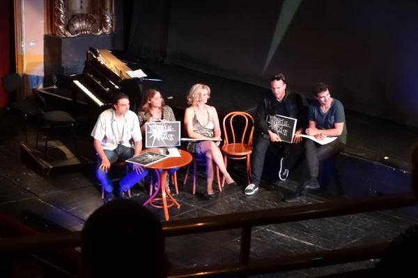Színházak Éjszakája a Budapesti Operettszínházban (foto: Piller Móni)